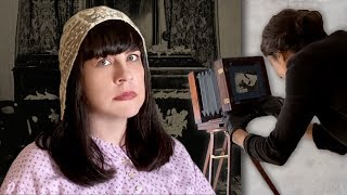 RECREATING 19th CENTURY DEATH & MOURNING PHOTOGRAPHS