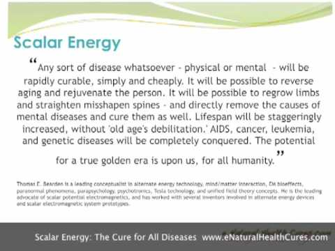 Scalar Energy The Cure For All Diseases Youtube