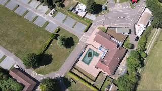 Seacroft Caravan & Motorhome Club Site At Cromer With DJI Mavic Air 2