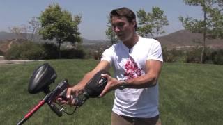 Ollie Lang pro tips #1 Gun Setup