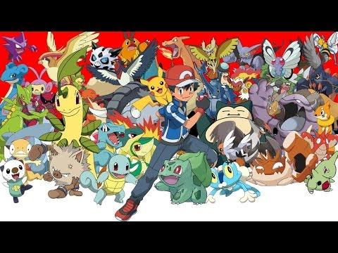 Pokemon: Все трансформации всех поколений