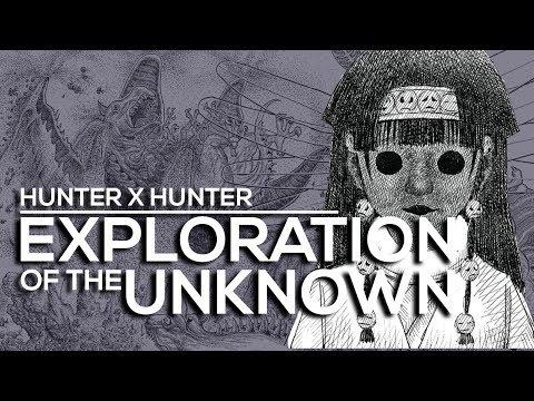[Anime/Manga] Hunter X Hunter Exploration Of The Unknown