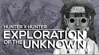 [Anime/Manga] Hunter X Hunter Exploration Of The Unknown