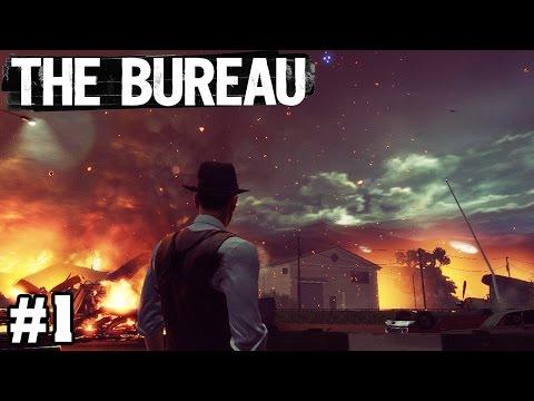 The Bureau XCOM Declassified #1 - โลกโดนบุกอีกเเละ