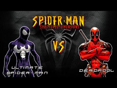 Спайди против Дедпула (Spider Man Shattered Dimensions)
