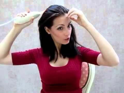 Дарсонваль волосы