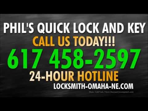 Fast and Reliable Locksmith Service in Omaha, NE - Phil's Quick Lock and Key