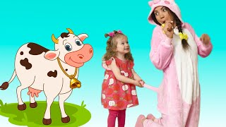 Dance like animal song |Song about animals .Nursery Rhymes by Sasha Kids Channel