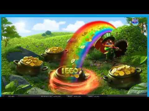 Charms & Clovers - free spins - casino games bonus - slot machine