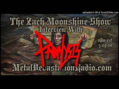 Paralysis - Interview 2020 - The Zach Moonshine Show