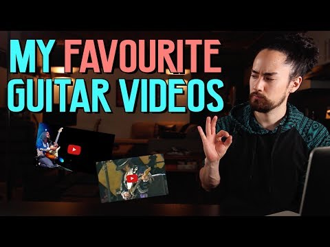 My Favourite Guitar Videos