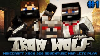 "Minecraft Xbox 360 | Iron Wolf | Part 1 - ""The Fantastic Voyage"""