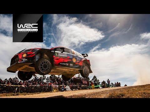 WRC - Rally Italia Sardegna 2019: Wolf Power Stage Recap
