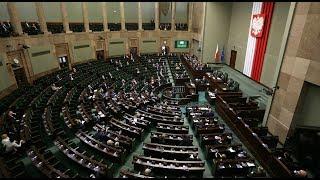 Sejm uczci minutą ciszy tragiczną śmierć prezydenta Gdańska Pawła Adamowicza