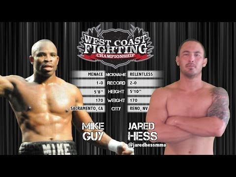 WFC 10  Mike Guy vs. Jared Hess