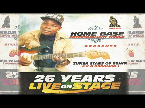 Tuner Stars Of Benin 26 Years On Stage - Latest Edo Music Live On Stage