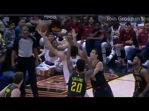 Cedi Osman'ın Nba ve Cleveland Cavaliers formasıyla bulduğu ilk sayı | Cedi Osman first basket