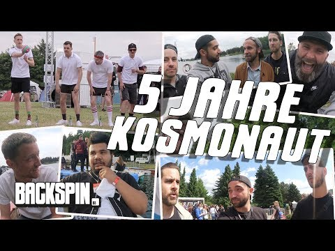 Die Festivalsaison geht los! - Zino auf dem Kosmonaut Festival mit Kraftklub, Chima Ede, Maeckes