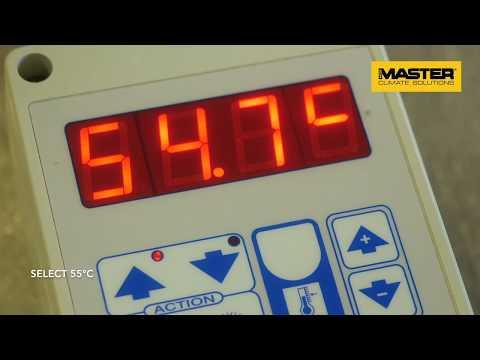 Master EKO heaters - Bug Pest Control