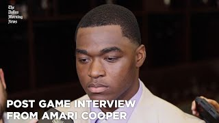 post-game-interview-from-amari-cooper-after-huge-win-over-the-giants