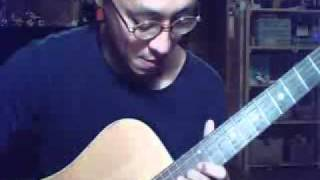 John Fahey  Requiem  For Mississippi John Hurt  cover