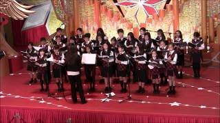 Delia School of Canada Christmas Performance 2014
