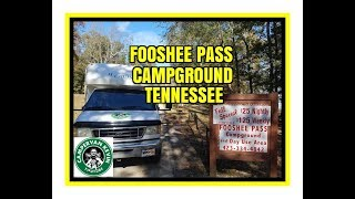 Gorgeous TVA Campsite In Tennessee