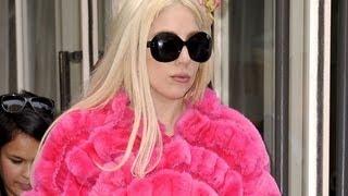 Lady Gaga Responds to PETA Attack