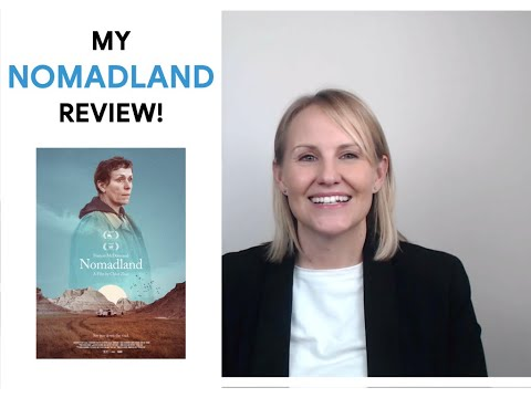 """Hulu's """"Nomadland"""" Reviewed by Laura from the Gatsby team"""