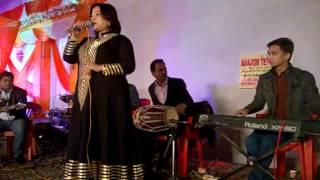 Tere sang pyar main by singer shipra mahajan live show
