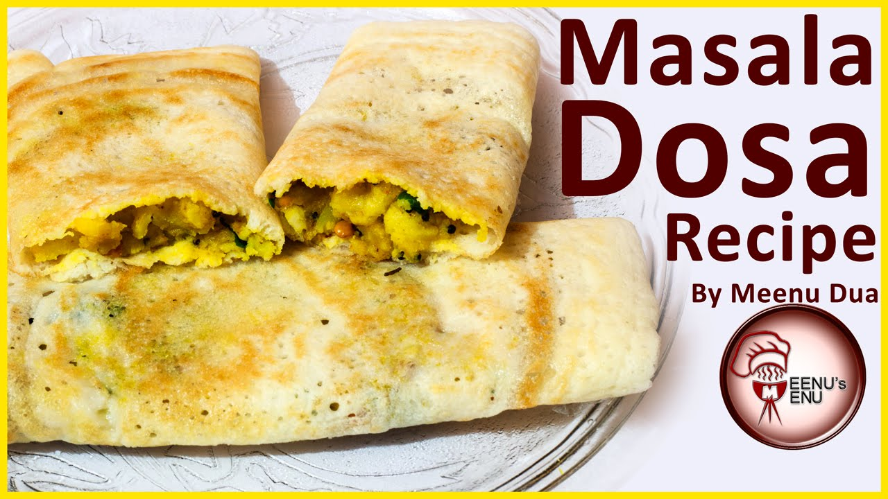 Masala dosa recipe in hindi south indian masala dosa youtube masala dosa recipe in hindi south indian masala dosa forumfinder Gallery