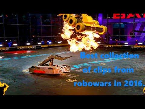 Top moments robo wars 2016 | best of battlebots 2016