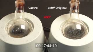 Castrol EDGE vs BMW 5W30 oils contest