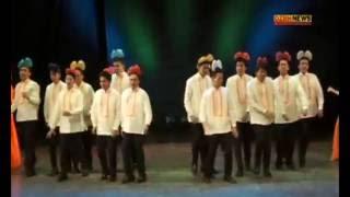 Urdaneta City University Music Ensemble MBC National Choral Competition 2015