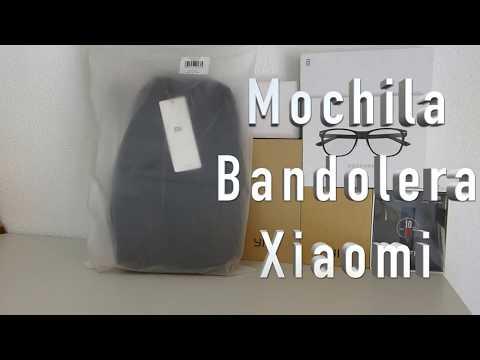 Mochila Bandolera Xiaomi