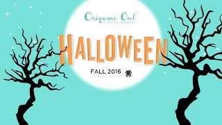 Origami Owl's Halloween 2016 Collection