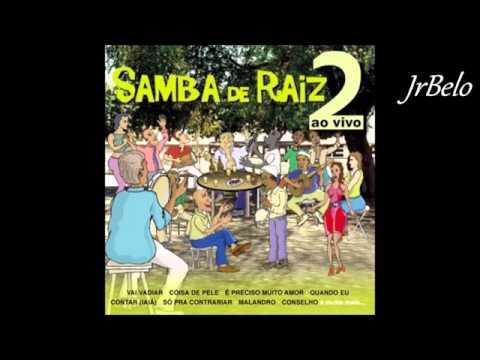 Samba De Raiz 2 Cd Completo   JrBelo