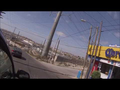 Tijuana is an Intersting Place! Tijuana, Mexico Street Footage | Nathan Heights