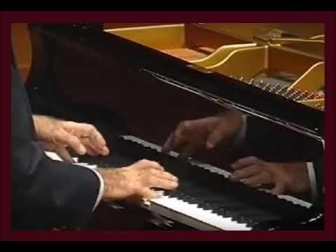 Shura Cherkassky Toronto recital 1/18/1994