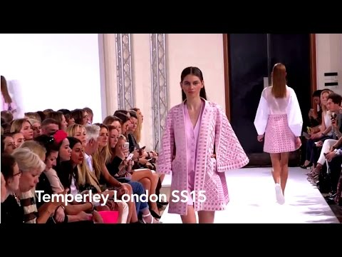 Temperley London returns to LFW exclusive