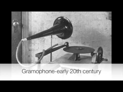 The Early History of Sound Recording