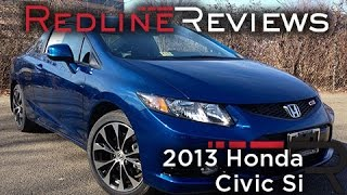2013 Honda Civic Si – Redline: Review