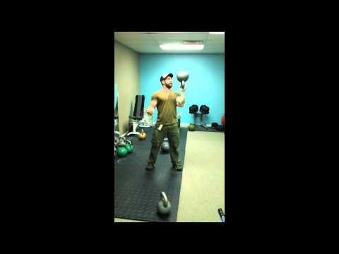 FAT GRIPZ unconventional grip training circuit with joe daniels