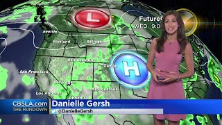 CBSLA Morning Weather Brief (July 11)