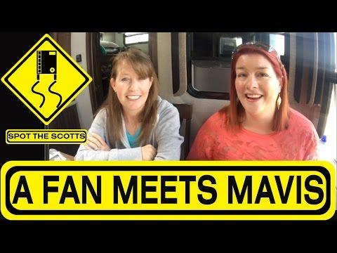 A FAN Friend Meets MAVIS & We Get A Little Crafty ~ RV Life {#258}
