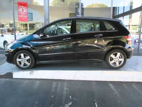 2007 mercedes benz b class b200 cdi automatic one owner. Black Bedroom Furniture Sets. Home Design Ideas