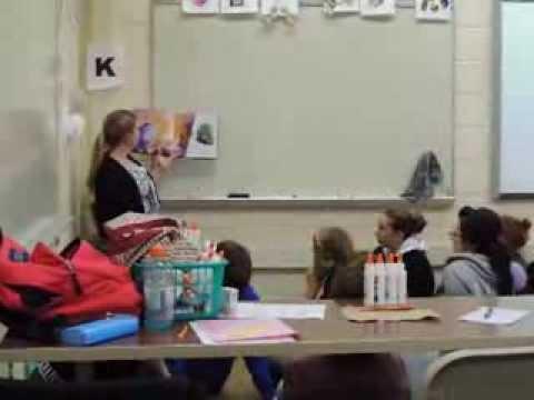 Teaching Needs and Wants Video 1: Social Studies Class