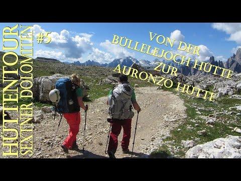 Refugio Büllelejoch zur Auronzo Hütte #5 (5) Hüttentour Sextner Dolomiten