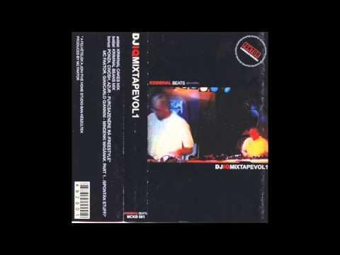DJ IQ Mixtape 1 - B side (2001 Kriminal Beats)