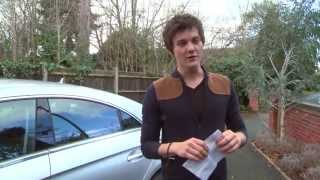 Taking my driving theory test -- Tyger's Diary